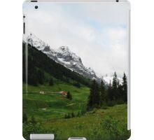 Verwall Valley iPad Case/Skin