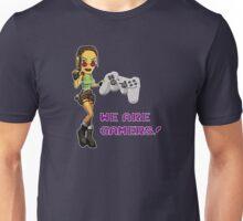Inspired by Lara Croft of Tomb Raider Unisex T-Shirt