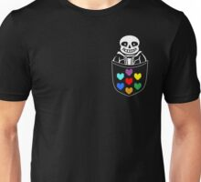 Pocket Sans v2 Unisex T-Shirt