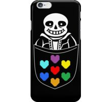 Pocket Sans v2 iPhone Case/Skin