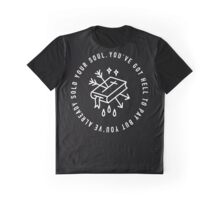Blasphemy Graphic T-Shirt