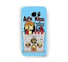 Alex Kidd in Miracle World Samsung Galaxy Case/Skin