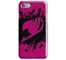 Guild mark iPhone Case/Skin