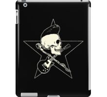 Rock-n-Roll Skull iPad Case/Skin