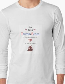 Trump Long Sleeve T-Shirt
