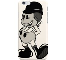 Retro Alex (Sepia Tone) iPhone Case/Skin