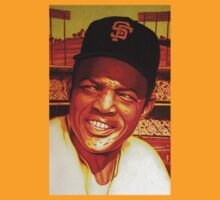 A Willie A-Mays-Zing San Francisco Baller by JMCSharpieArt