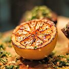 Grilled Lemon by letterw