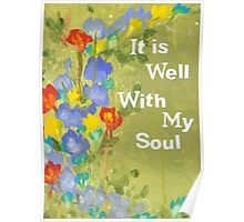 It Is Well Poster