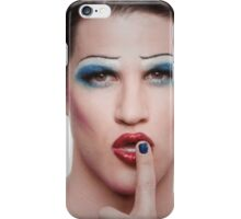 Darren in Hedwig (3) ~ Hedwig and the Angry Inch iPhone Case/Skin