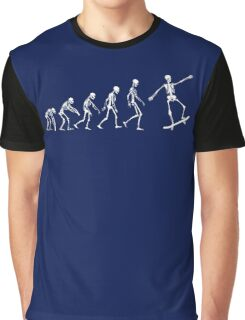 Evolution Skate Graphic T-Shirt