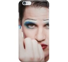 Darren in Hedwig (4) ~ Hedwig and the Angry Inch iPhone Case/Skin