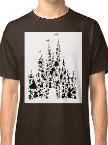 Character Castle Silhouette  Classic T-Shirt