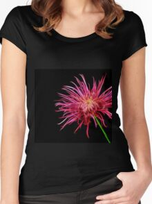 Flossy Women's Fitted Scoop T-Shirt