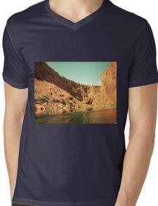 River Gorge Mens V-Neck T-Shirt