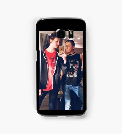 Trevor Moran and Ricky Dillon Samsung Galaxy Case/Skin