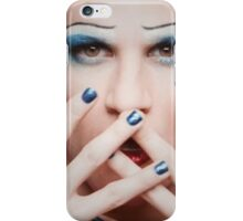 Darren in Hedwig (5) ~ Hedwig and the Angry Inch iPhone Case/Skin
