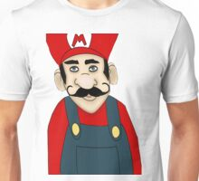 Brother, Mario Unisex T-Shirt