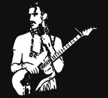 Frank Zappa by jgarzke