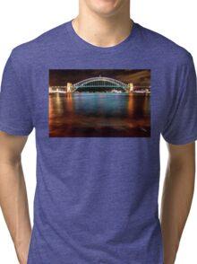 Vivid Bridge 3 Tri-blend T-Shirt