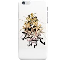 Shingeki no kyojin - Attack on Titan iPhone Case/Skin