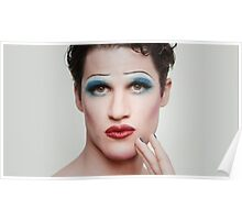 Darren in Hedwig (5) ~ Hedwig and the Angry Inch Poster