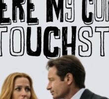 My Touchstone Sticker