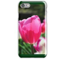 BBG Tulips iPhone Case/Skin