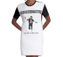 Videodrome : La nueva carne (the new flesh)  Graphic T-Shirt Dress