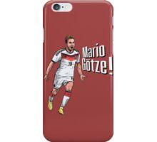 Mario Götze! iPhone Case/Skin