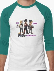 Inspired by Heihachi, Jin and Kazuya of Tekken Men's Baseball ¾ T-Shirt