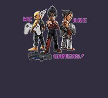 Inspired by Heihachi, Jin and Kazuya of Tekken Unisex T-Shirt