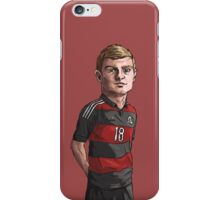 Toni Kroos iPhone Case/Skin