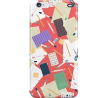 Study Session iPhone Case/Skin