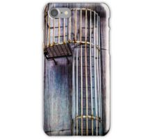 Silo staircase iPhone Case/Skin