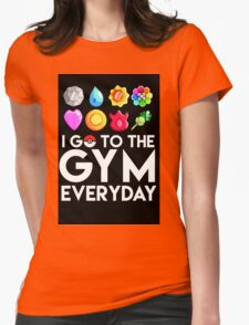 Pokemon - I GO TO THE GYM EVERY DAY T-Shirt