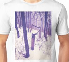 Forest Fence Unisex T-Shirt