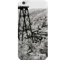 The Last Stop iPhone Case/Skin