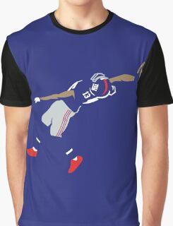 Odell Beckham Jr Catch Graphic T-Shirt