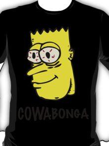 COWABONGA T-Shirt