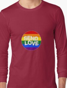 Send Love Long Sleeve T-Shirt