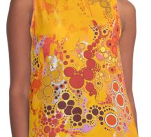 The Summer of the Red Sky Contrast Tank