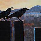 """""""Dusk"""" by Richard Robinson"""