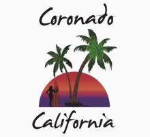 Cornado California. Kids Tee