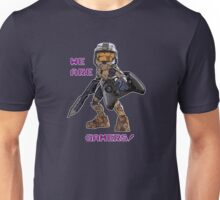 Inspired by Halo Unisex T-Shirt