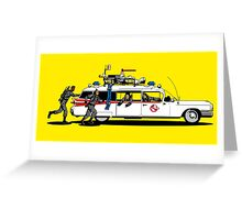Ghostbusters Sunshine Greeting Card