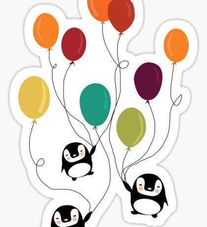 Pinguins Sticker