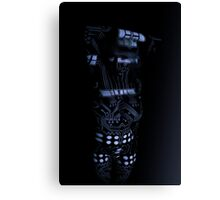 emily white tek omni 001 Canvas Print