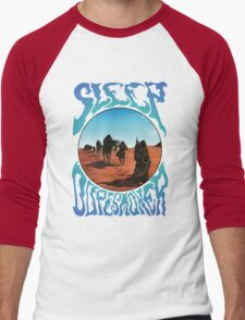 Jerusalem and Dopesmoker Men's Baseball ¾ T-Shirt