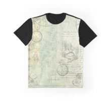 Alice - Vintage Page Graphic T-Shirt